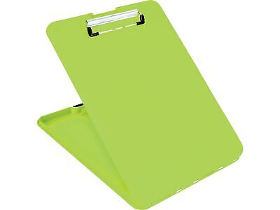 Saunders Slimmate Plastic Storage Clipboard Yellow 00573 1698250