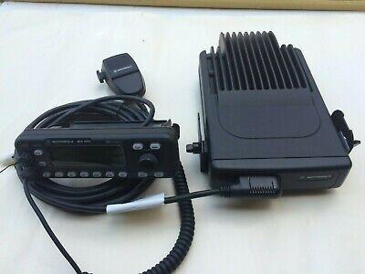 Motorola Mcs 2000 Uhf Radio 403-470mhz Ham Band 110 Watt