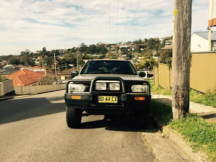 1996 Nissan Pathfinder Wagon Newcastle 2300 Newcastle Area Preview