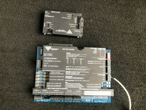 DSX 1022 2 Door Controller and DSX-Lan(M) interface module