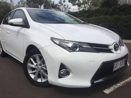 2013 Toyota Corolla Hatchback