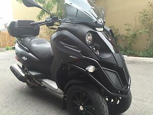 PIAGGIO MP3 500ie Sport - Black mate.