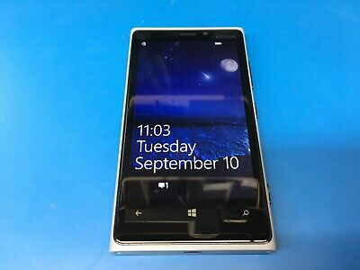 NOKIA LUMIA 920 AT&T WINDOWS PHONE 8.0 32GB - GREAT CONDITION!