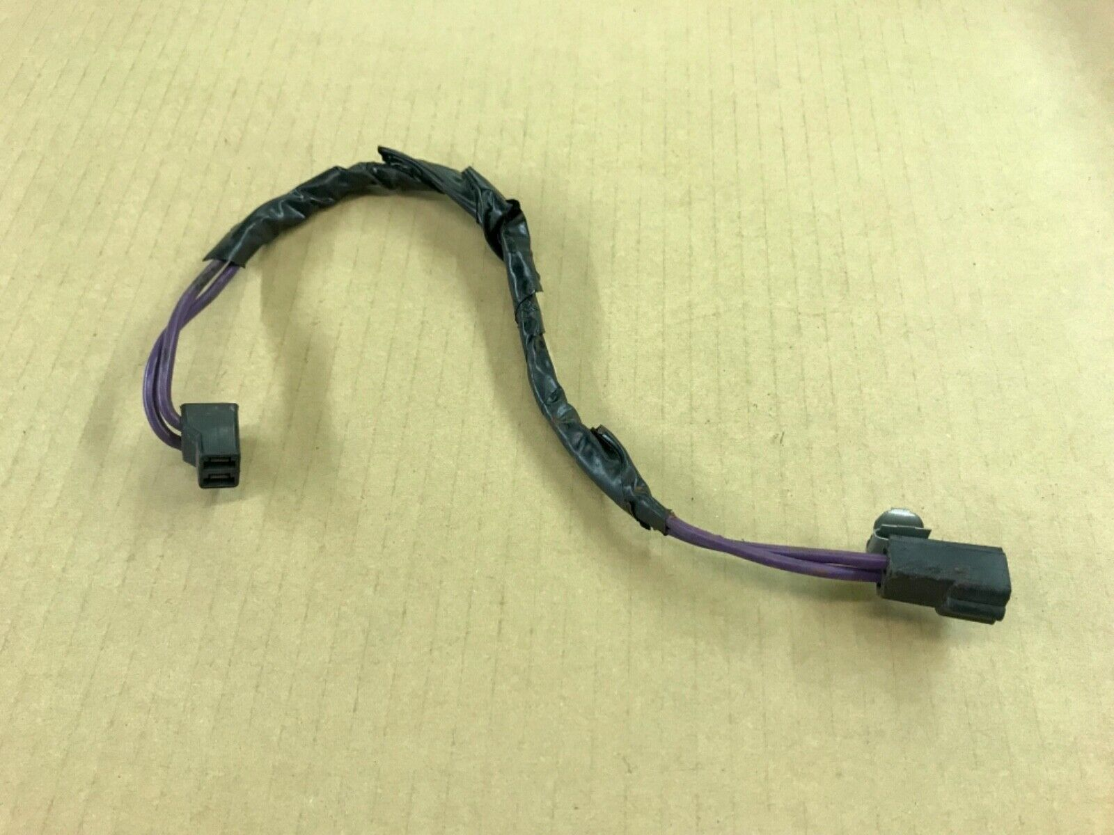 1968-72 Chevelle Malibu neutral start switch wiring plugs used