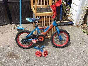 Kids bikes and tricycles