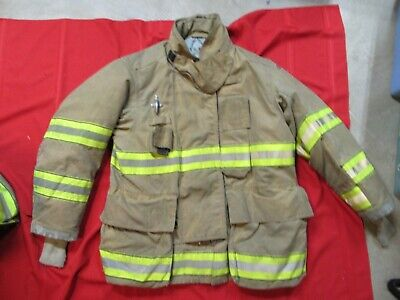 Mfg. 2011 Globe Gxtreme 44 X 35 Firefighter Turnout Bunker Jacket Fire Rescue