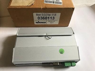 Gesytec Gipsy 2000 Le0360113 Gipsy 2000-le Ethernet-lonworks Module Slg-d1es