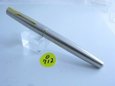Stainless Steel Parker Frontier Rollerball Pen (Parker Frontier Rollerball Pen)