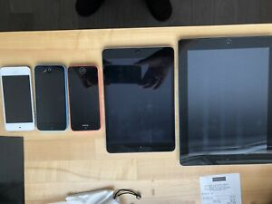 iPhones, iPad, iPod for sale