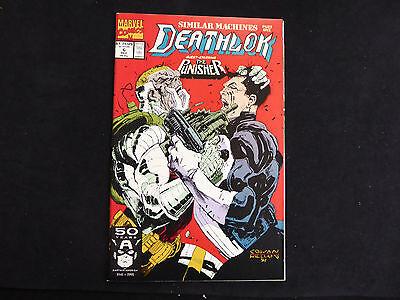 Deathlok #6 (Dec 1991 Marvel)