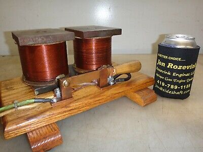 Magneto Charger For Recharging Old Auto Tractor Gas Engine Mags Homemade