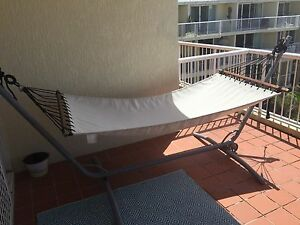Hammock - good sized and can comfortably fit 1 or 2 people Tugun Gold Coast South Preview
