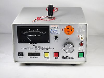 Associated Research 4040at Hypot Ground Bond Tester 3kv 15ma. W Cables