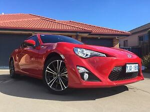 2013 Toyota 86 Harrison Gungahlin Area Preview
