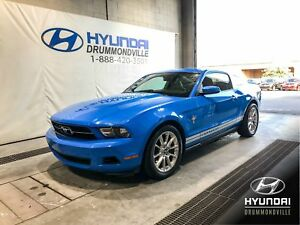FORD MUSTANG V6 PREMIUM + PONY PACK + CUIR + WOW !!