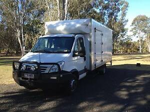 Iveco Truck 2009 Good Condition Barellan Point Ipswich City Preview