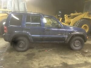 Jeep liberty 2002 290000km