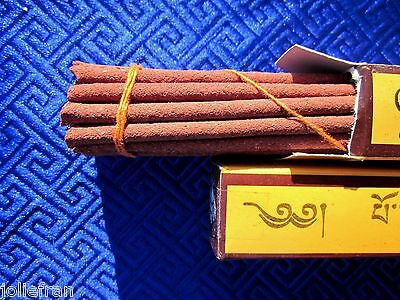 "3 BOXES EXLONG & EXTRA SPECIAL10.5"" TRADITIONAL TIBETAN "" POTALA INCENSE"" NEPAL"