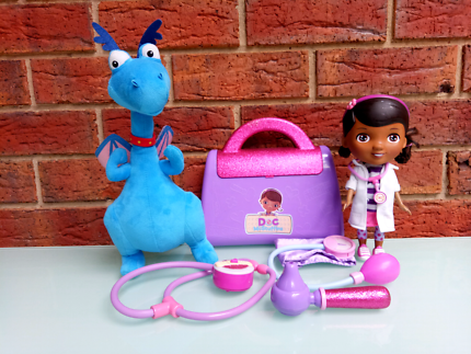 Doc McStuffins Disney Toy Bundle