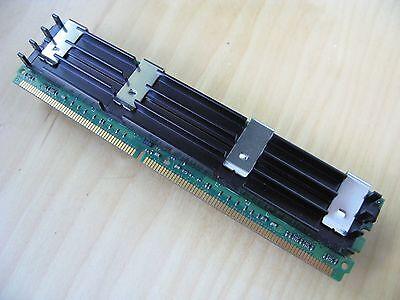 Apple Mac Pro RAM. 512 MB, PC2-5300F DDR2 ECC 667Mhz FB-DIMM Memory, w/ Heatsink (667mhz Fb Dimm Memory)