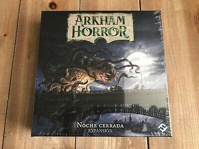 ARKHAM HORROR - Tercera Edición - NOCHE CERRADA - FFG Español -...