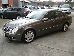 "2006 Mercedes-Benz E280 CDI ELEGANCE SUNROOF,ALLOYS ""ONLY $16990 Heidelberg West Banyule Area Preview"
