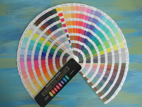 PANTONE - Seaboard - Offset Colorama - Color Formula Guide