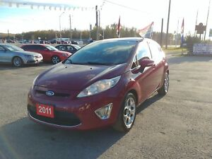 2011 Ford Fiesta SES !!CERTIFIED!!FINANCING!!WARRANTY!!