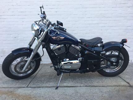 Kawasaki Vulcan 800 Bobber