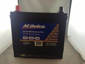 BRAND NEW AC DELCO S 55D23R 500cca Car Battery Maintenance Free Morningside Brisbane South East Preview
