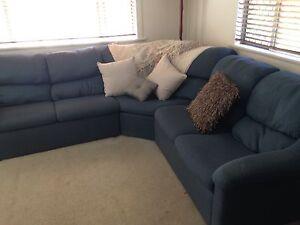 Retro modular corner lounge North Tivoli Ipswich City Preview