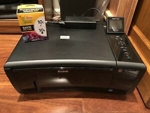 Kodak ESP 5250 printer & brand new ink cartridge set