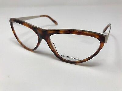 Authentic Darylynn Eyewear Eyeglasses Frames LONDON 62-15-135 835 CAT EYE GB13