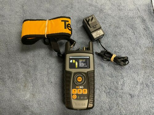 Televes H30 (H30D3) 593101 CATV Meter and Analyzer with Charger