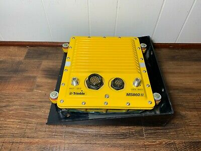 Trimble Ms860 Ii Rtk Gps Heading Receiver For Sitevision Pn 38920-62