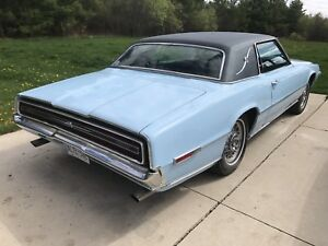 1968 Ford Thunderbird Landau CERTIFIED