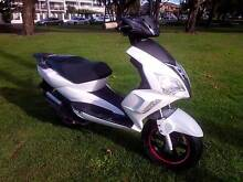 Adly GTA 50cc. Good Condition. Goes Great - Derestricted Northbridge Perth City Preview