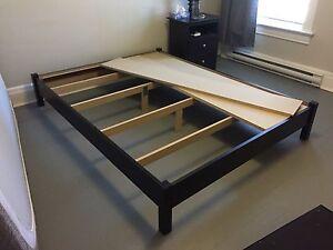 Platform Bed Frame - Queen