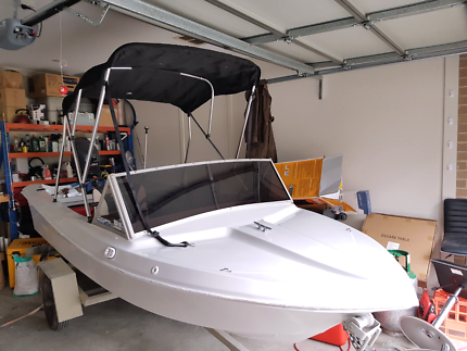 4.2 mtr sports craft manaro 30hp yamaha fully rebuilt