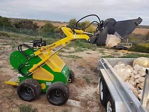Tax Break - McLoughlin Mini loader - Oz Wide shipping - A1 Digger Bassendean Bassendean Area Preview