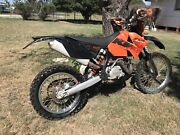 Ktm 450 exc Badgerys Creek Liverpool Area Preview