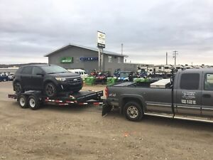 Need Help? Towing Best Rates in GP!