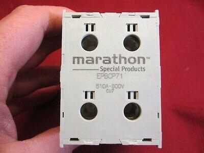 Marathon Special Products Power Distribution Block Epb Series 510a-600v Epbcp71