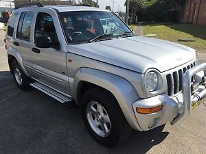 Jeep Cherokee kj 2003 LIMITED . Automatic . 6 months rego Lidcombe Auburn Area Preview