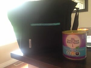 Free Formula and Diaper Bag