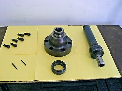 Haas Hrt 5c Collet Closer With Draw Tube For Hrt-a6 Rotary Table Indexer
