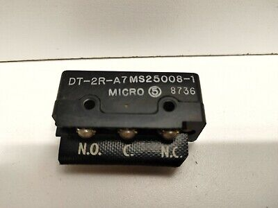 Guaranteed Micor-switch 10a 250v 2n.o. 2n.c. Limit Switch Dt-2r-a7-ms25008-1