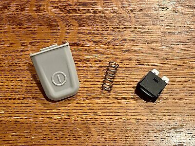 OEM Power Switch/Button Foot Pedal Part for Hoover Power Scrub Deluxe FH50150
