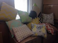 Assorted pillows Woollahra Eastern Suburbs Preview