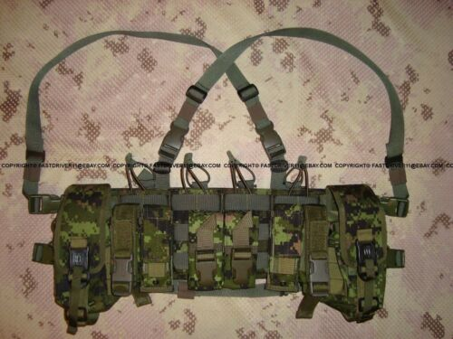 Canadian CADPAT Direct Action Chest Rig